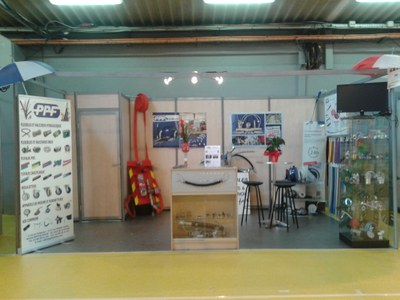 Notre stand SEPEM Colmar 2016